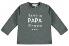 Babylook T-Shirt No Papa Like Asphalt