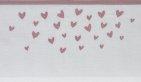Meyco Wieglaken Hearts Lilac 75 x 100 cm