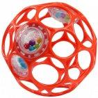 Oball Balle Hochet Rouge 10 cm