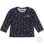 Dirkje T-Shirt Hearts Navy