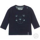 Dirkje T-Shirt Bear Navy