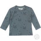 Dirkje T-Shirt Bears Dusty Green