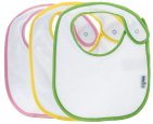 Babyjem Slab Yellow-Green-Pink 3-pack