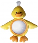 Little Luca Baby Car Mirror Duck
